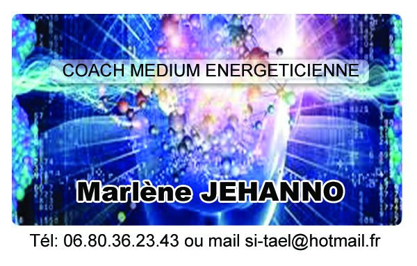 STAND 7: COACH MEDIUM ÉNERGÉTICIENNE