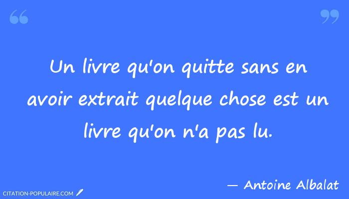 Antoine Albalat  1856-1935