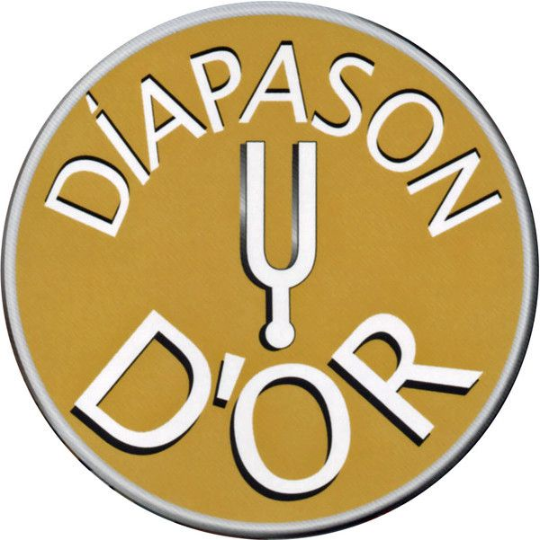 DIAPASON D'OR en 2011 pour UFO CD Pro2