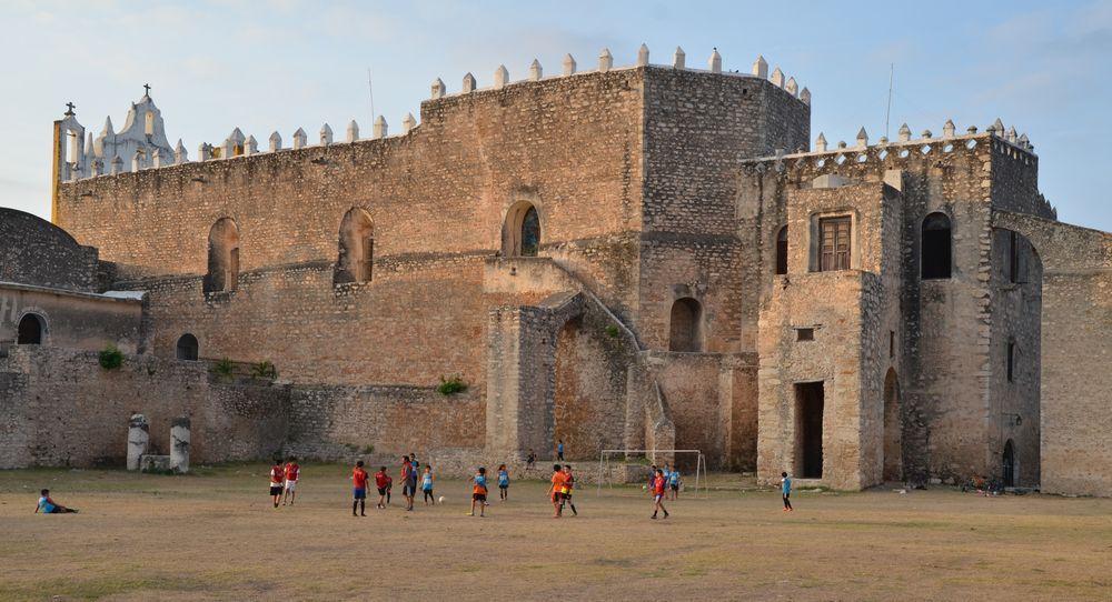 Mexique  - Péninsule du Yucatan