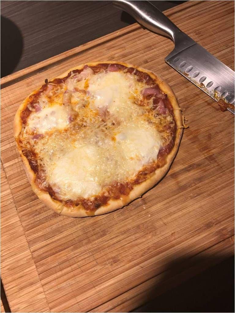 Soirée pizzas en famille