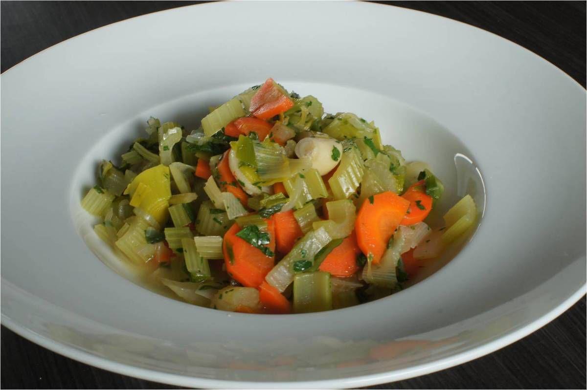 Farandole de légumes de saison
