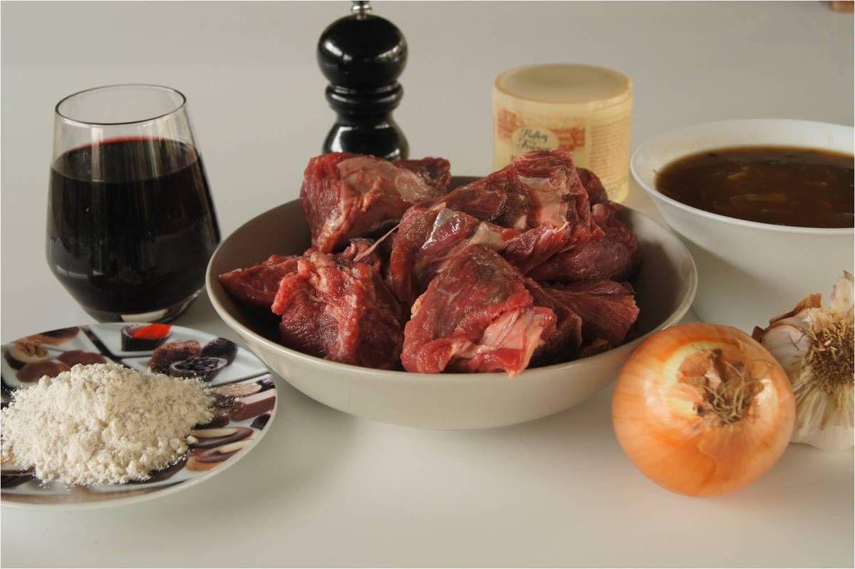 Sauté de bœuf