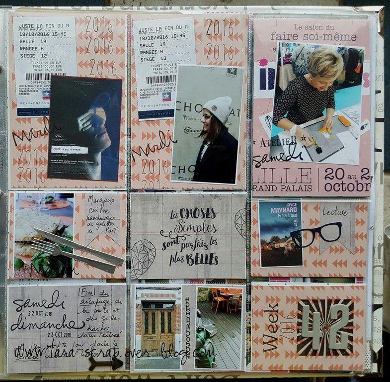 Une page / PL  42 et 43/ des cartes  en Sokai !
