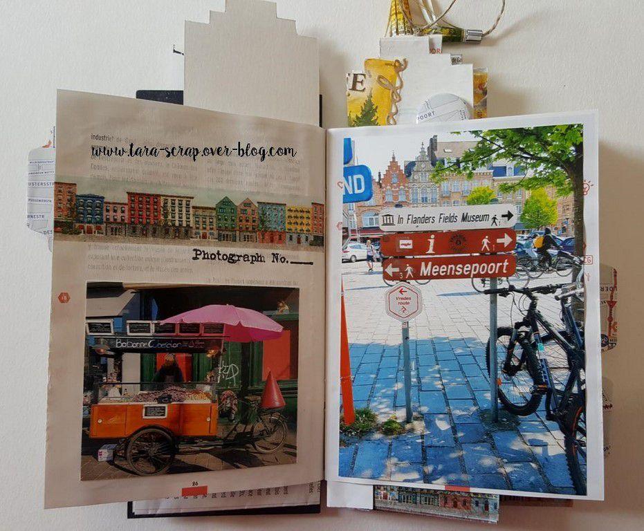 Mini Album Gand-Lille-Ypres