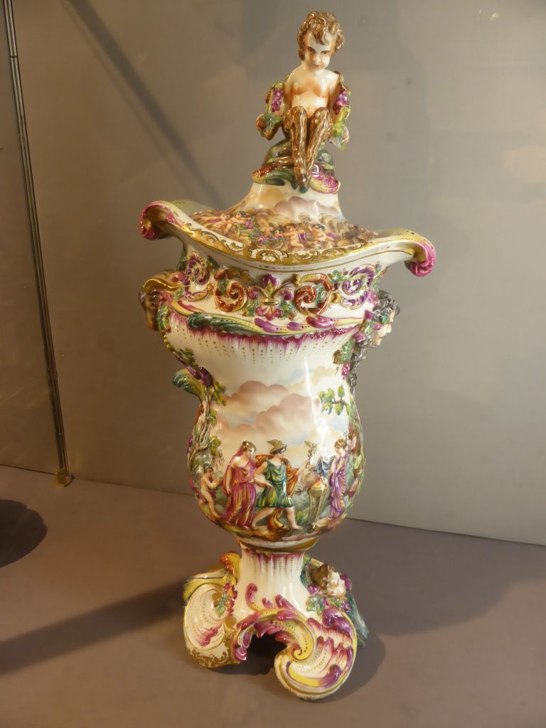 Exposition Chrom'addict au pays de la porcelaine