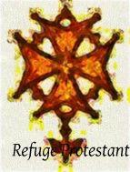 Refuge Protestant Croix huguenote