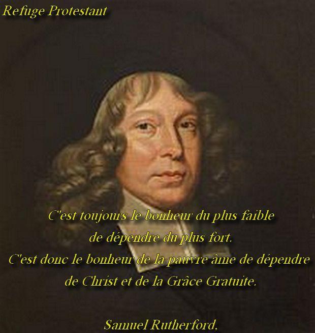 Citations Refuge Protestant