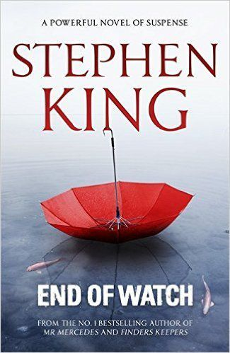 Stephen King, End of Watch, (Edizione UK)