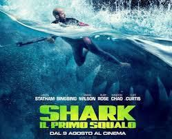 Shark. Il Primo squalo /The Meg), USA, 2018 - Locandina del film