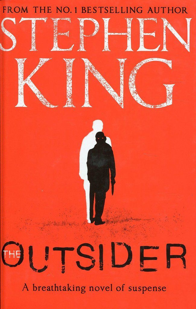 Stephen King, The Outsider, Hodder&Stoughton, 2018