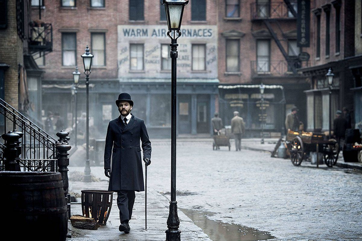 The Alienist. Immagine dalla serie televisiva