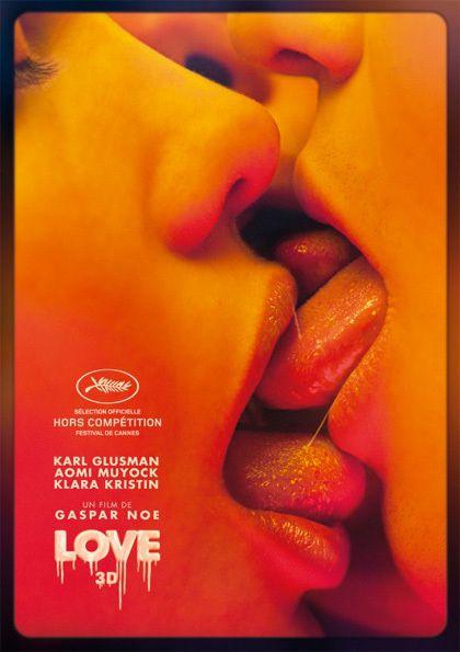 Locandina di Love (2015) di Gaspar Noè