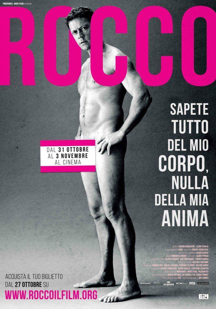 """Locandina del film """"Rocco"""""""