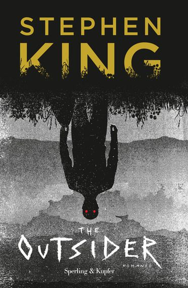 Stephen King, The Outsider, edizione italiana Sperling&Kupfer