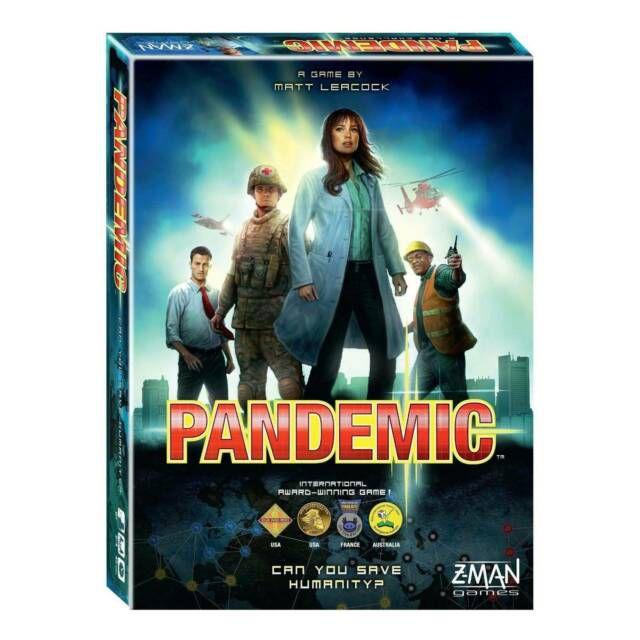 Pandemic gioco da tavolo
