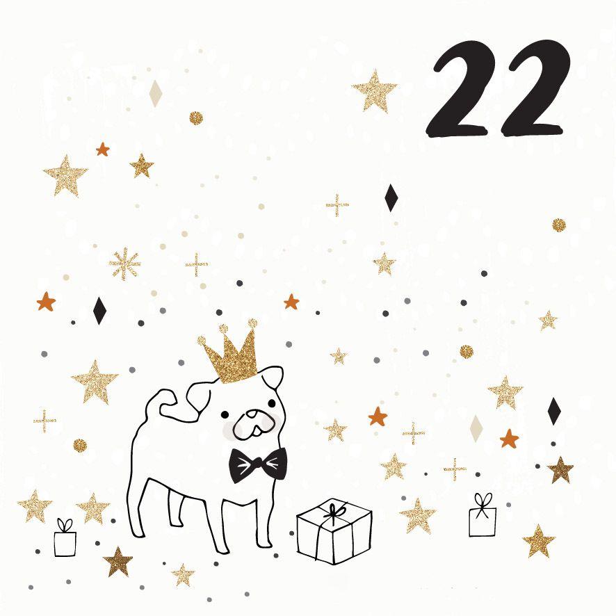 Décembre, le 22