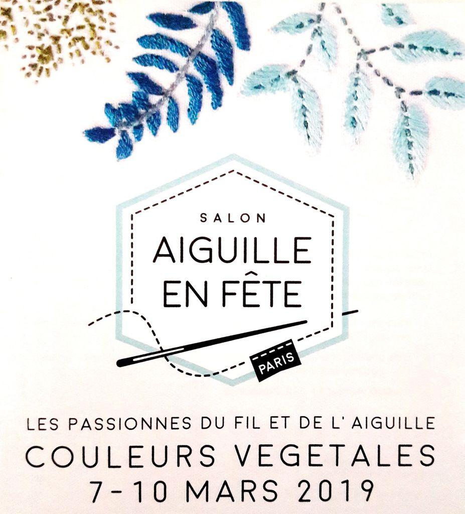Salonl'Aiguille en Fête 2019 : concours