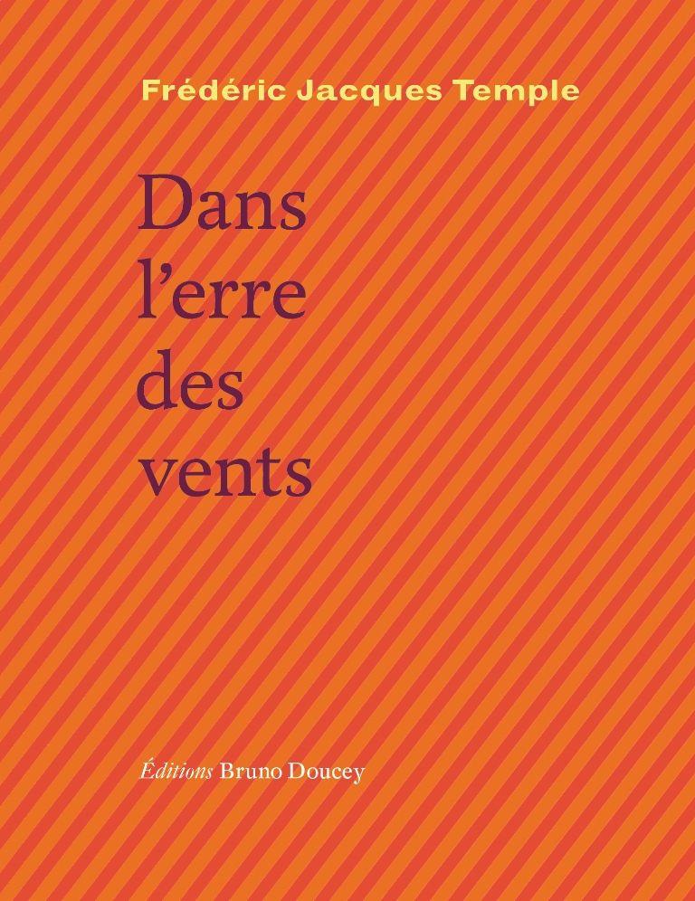 Prélude au Printemps des poètes avec Frédéric Jacques TEMPLE