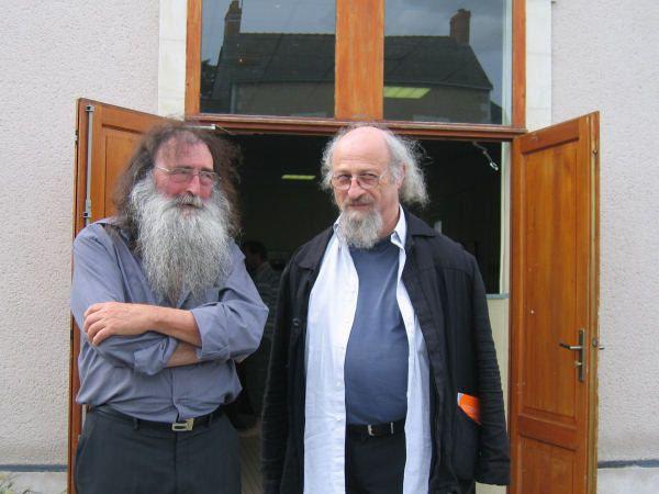 Jacques Brémond et Michaël Glück