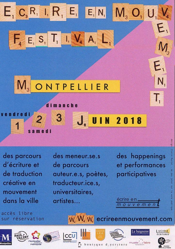 Les rencontres de juin avec la Maison de la Poésie Jean Joubert