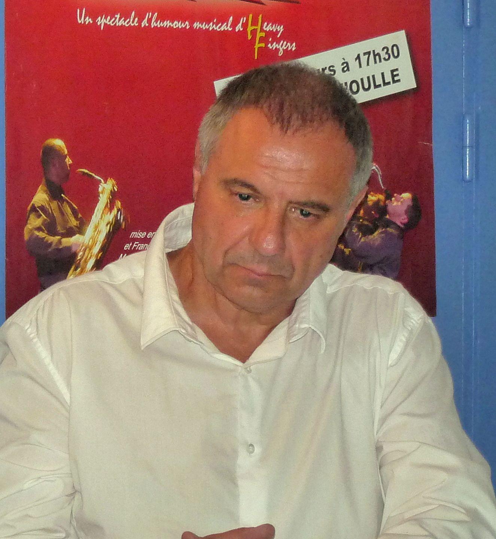 Rencontres de février : Franc Ducros le 5, Gilles Cherbut le 28
