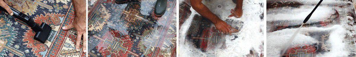 Nettoyage restauration de tapis Nice