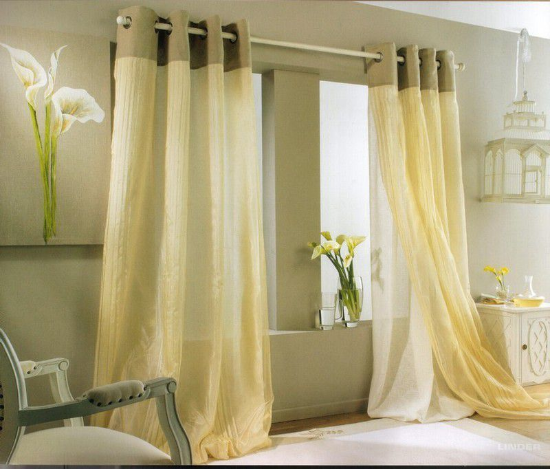 Cleaning curtains in Monaco