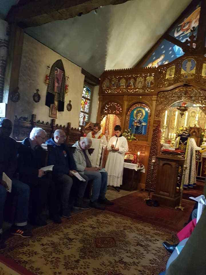 Weekend du Dimanche avant la Pentecôte   (Dimanche des Moines)