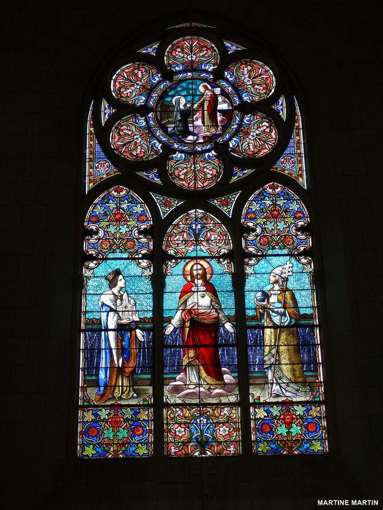 L'église Saint-Pierre de Talmont #Vendée
