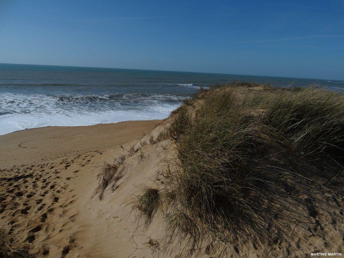 Randonnée à Olonne sur mer Vendée