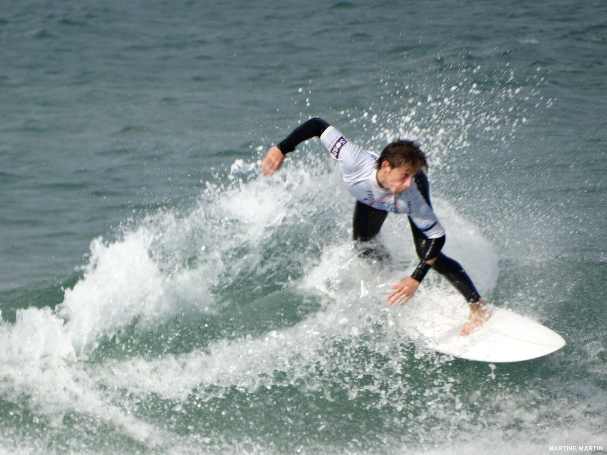 Bowl and surf festival Sables d'Olonne : photos des surfeurs