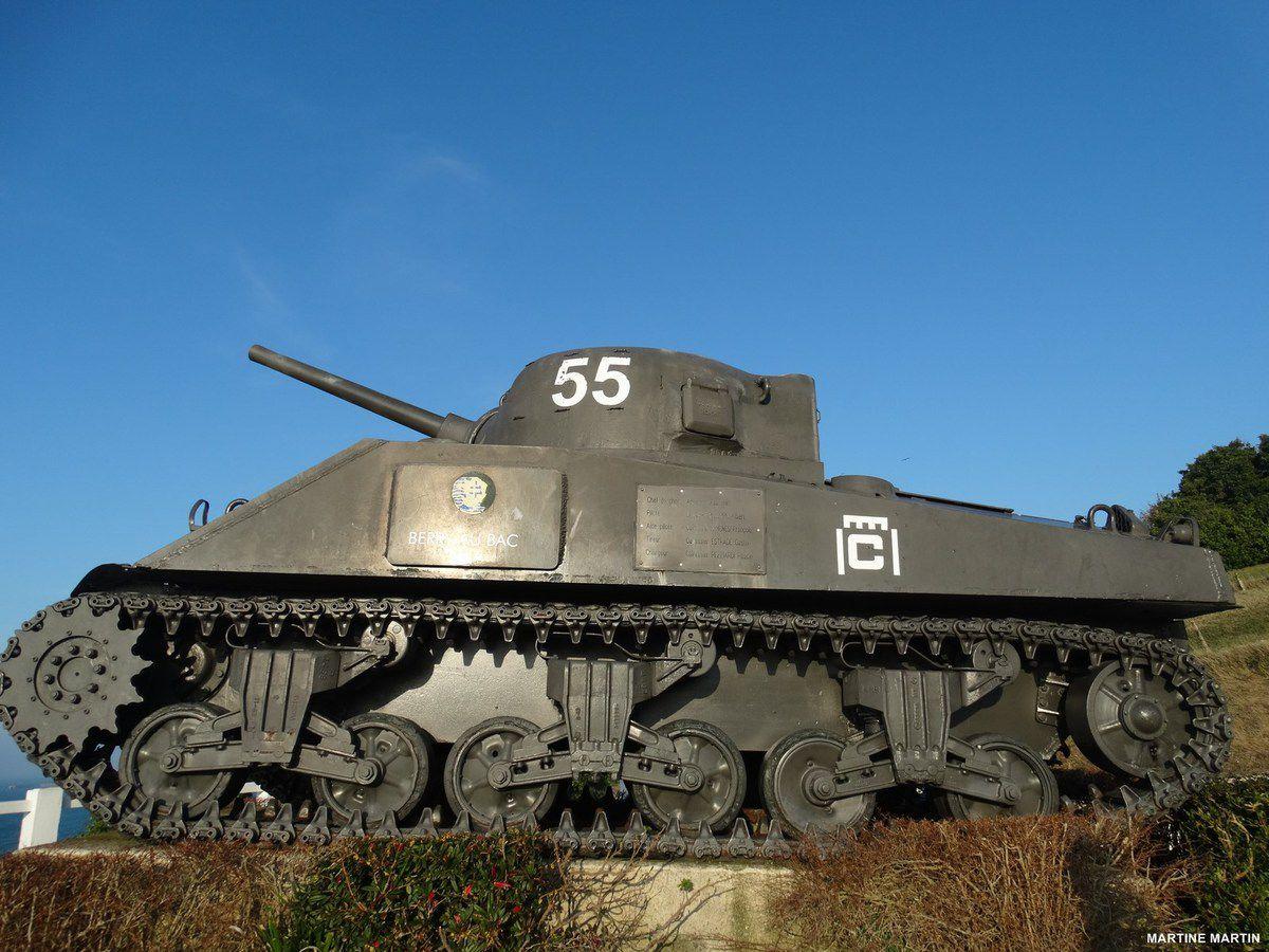 6 juin 1944 - 70ème anniversaire du D-Day (Monuments vendéens)