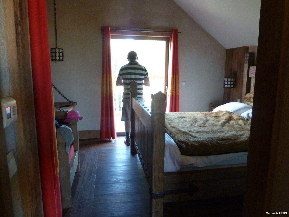 L'hôtel les Iles de Clovis / Puy du Fou
