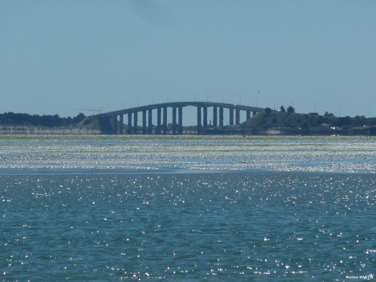 Ile de Noirmoutier : le passage du goix