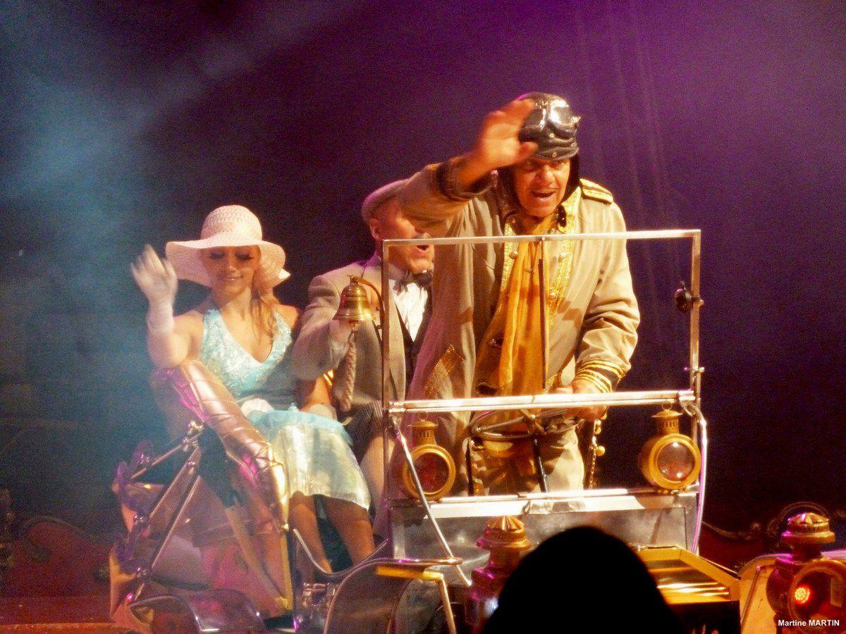 Le cirque Amar 2013 aux Sables d'Olonne