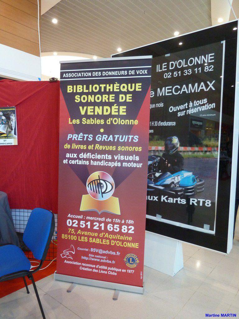 Forum des associations sablaises 2013 à Olonne sur mer