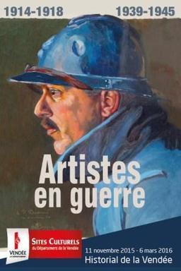 Regards d'artistes vendéens sur les guerres mondiales