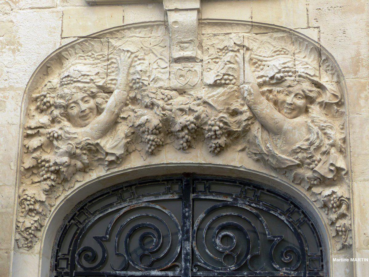 Porche du Mirasol  / Les Sables d'Olonne