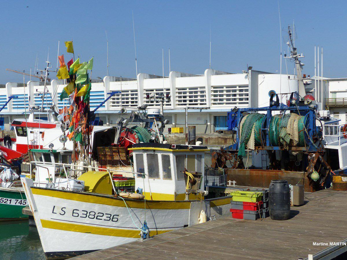 Photos port  des Sables d'Olonne