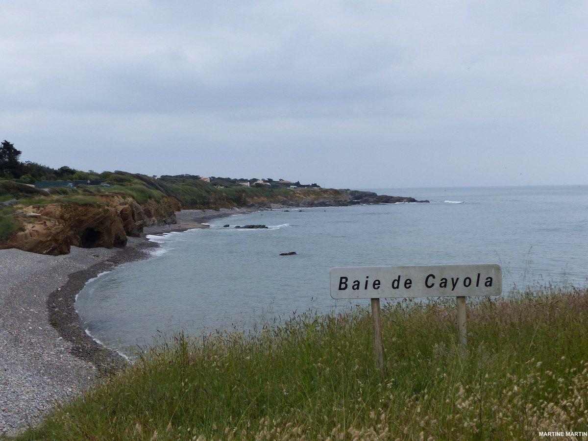 Baie de Cayola