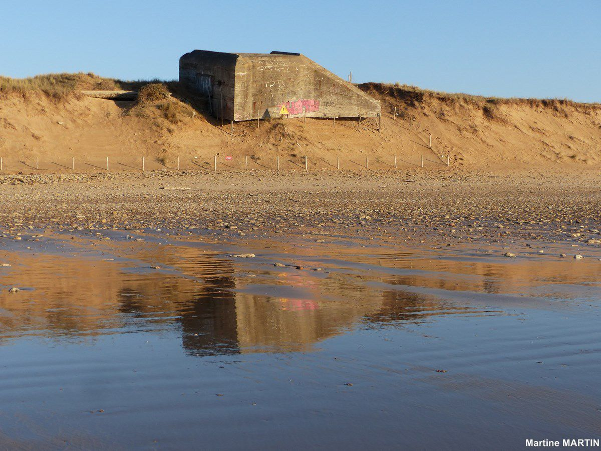 Sur la plage de Sauvetere d'Olonne à Brem sur Mer