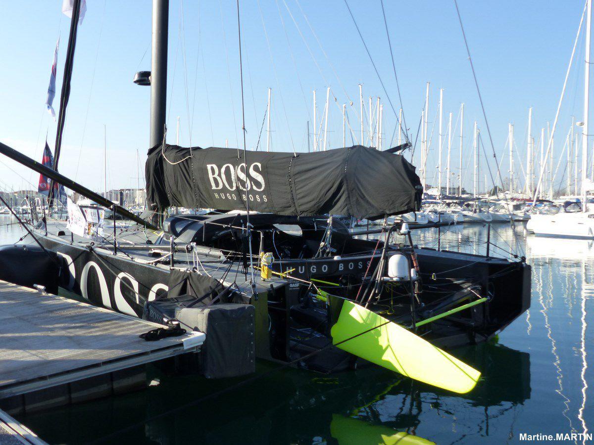 Vendée Globe : les deux premiers bateaux arrivés au port