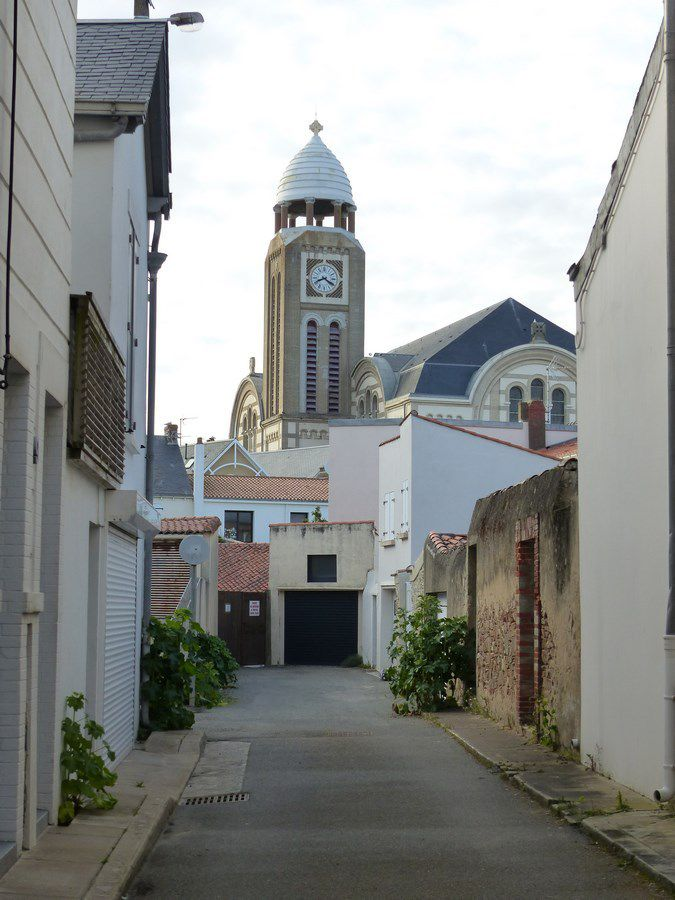 Photo Eglise Saint Pierre des Sables d'Olonne