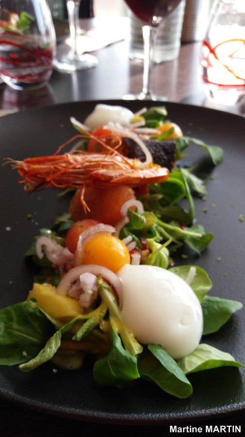 SALADE EXOTIC'ONO