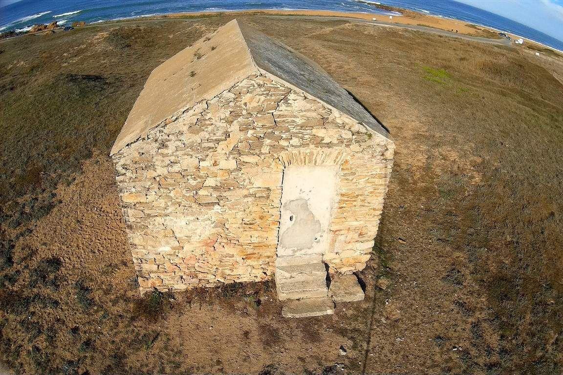 La cabane de la Paracou à la Chaume