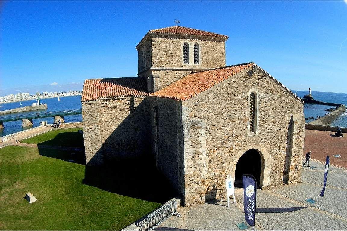 Le fort et prieuré Saint Nicolas des Sables d'Olonne
