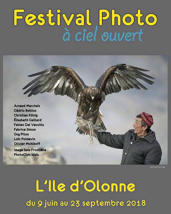 Festival photo à ciel ouvert à l'Île d'Olonne