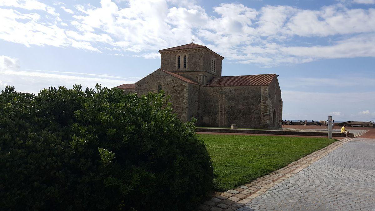 Le prieuré Saint-Nicolas