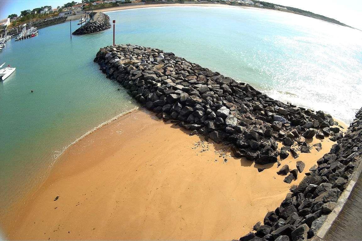 Port de Jard sur Mer un matin d'octobre